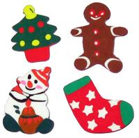 Seasonal Erasers