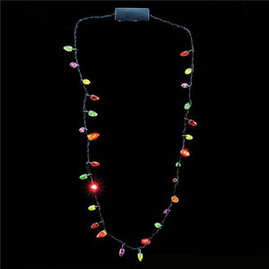 Holiday Flash Necklace, #11264