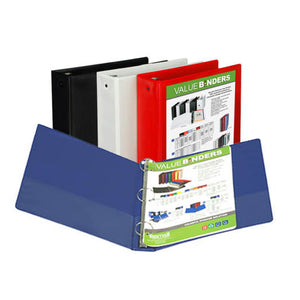 "1-1/2"" Standard Colors Binder, #11509"