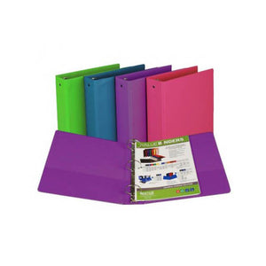 "Fashion Brights 1-1/2"" Binder, #11599"