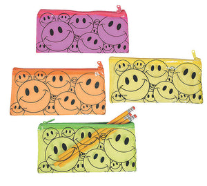 Smile Pencil Pouch, #121411