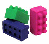 Block Eraser, Rectangles (50/tub) #131582 (A-37)