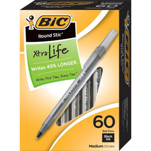 Bic Stick Pen - Black,  #13162