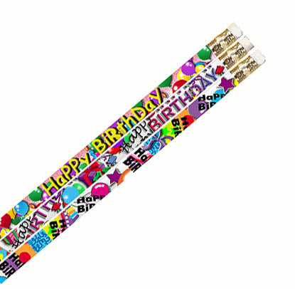 Birthday Supreme Pencil,  #1355