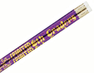 Spirited 6th Graders Pencil, #1374