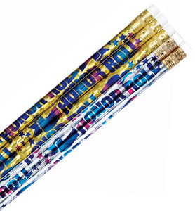 Honor Roll Prismatic Pencil,  #1375