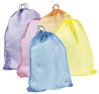 Mesh Drawstring Back Pack, #14202