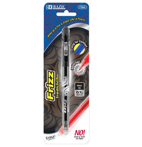 Erasable Pen, black, #17062