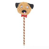 Animal Pom Pom Pen (12/display), #21123 (I-19)