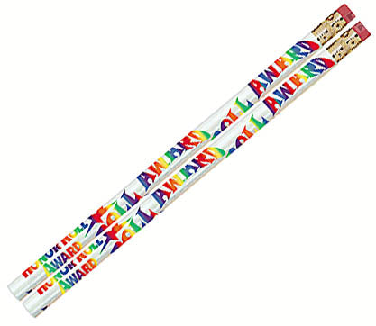 Honor Roll Award Pencil (144/unit) 2286(D-37)