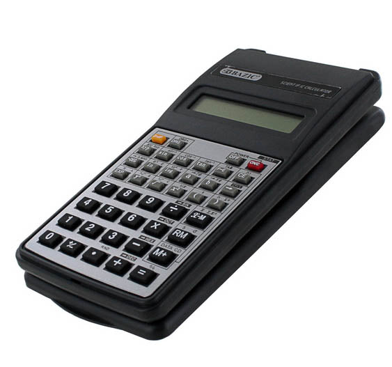 Bazic Scientific Calculator, #30031
