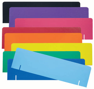 Project Header Board Assorted Colors, #30145