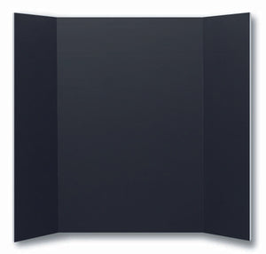 "Foam Project Board,  Black, 36"" x 48"", #30508"