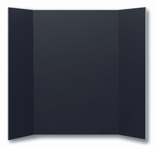 Foam Project Board,  Black, 36