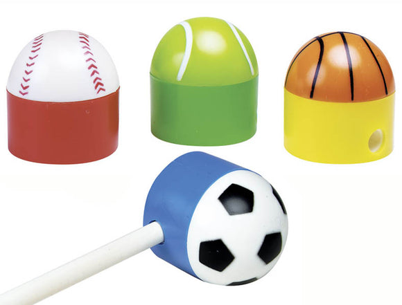 Sports Dome Pencil Sharpener, #3161