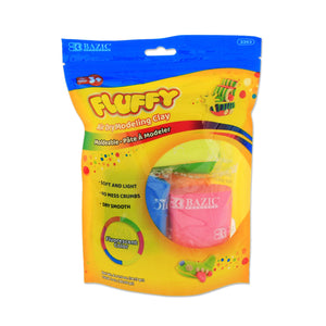 Air Dry Modeling Clay, Neon Colors (1 pkg) #3353(G-32)