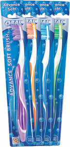 Toothbrush, Adult, Oral Choice Advanced #3446