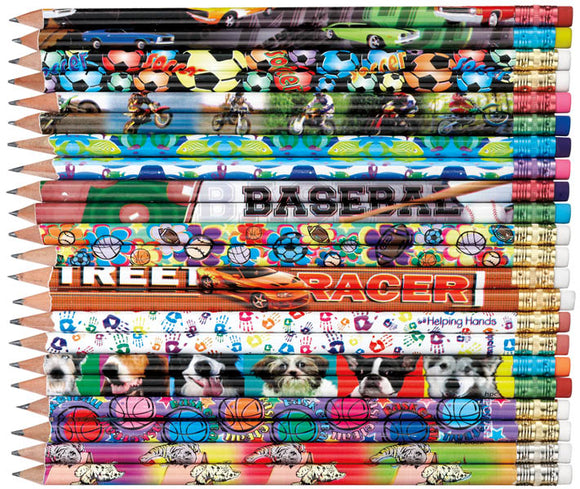 Classic Pack Pencil Assortment, #40011