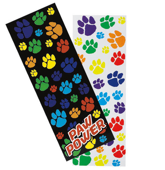 Paw Power Bookmark, #40044