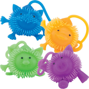 Spiney Animal Yoyo, #4028