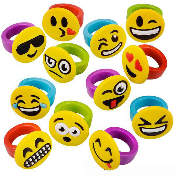 Emoticon Rings, #44224