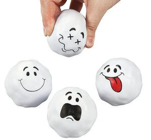 Snow Ball Stress Ball, #45441