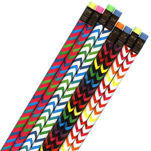Chevron Pencil Assortment, #52195