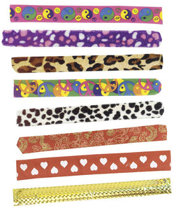 Slap Bracelet Assortment, #5526