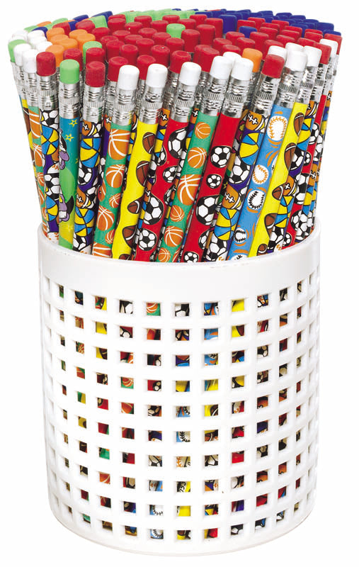 Sports Pencil Assortment, #5659
