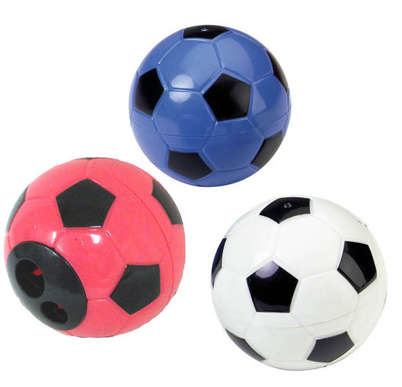 Soccer Ball Pencil Sharpener, #5981