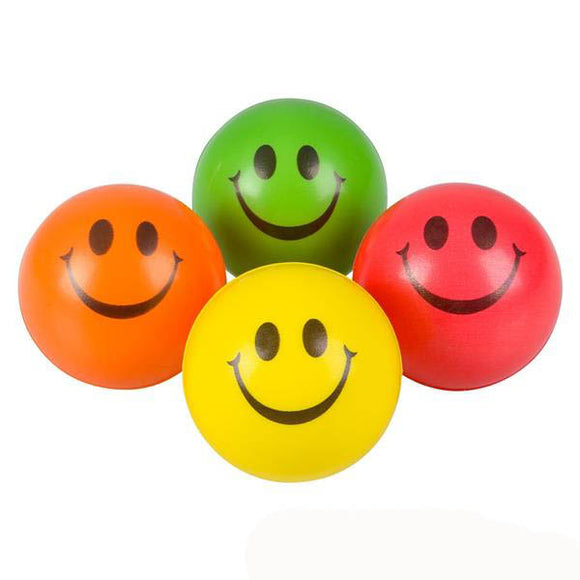 Smile Squeeze Ball, (24/unit), #6320 (C-51)