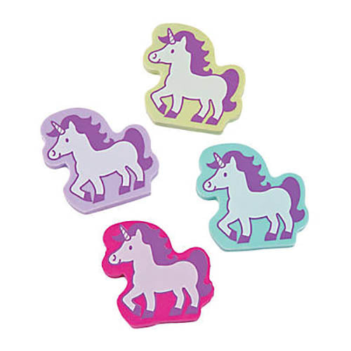 Unicorn Eraser (24/unit) #74245 (A-36)
