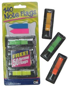 Note Flags, Self Stick #76940