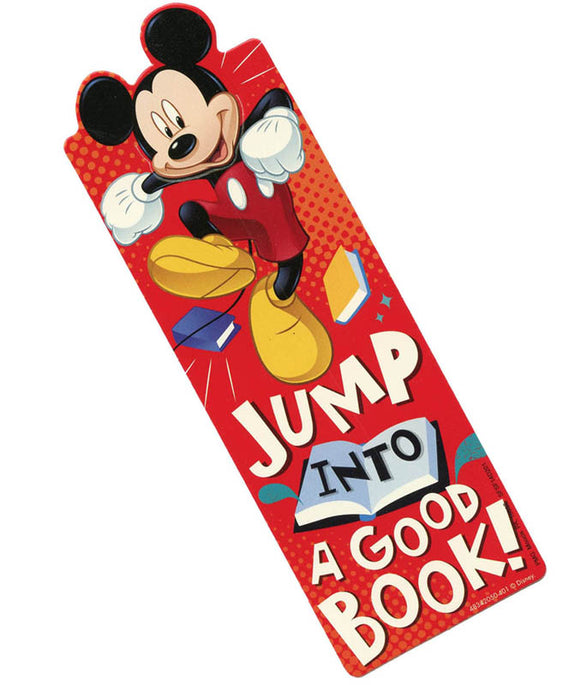 Disney Jump Into a Good Book! Bookmark,  #834205