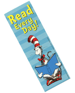 Dr Seuss Read Every Day! Bookmark,  #834280