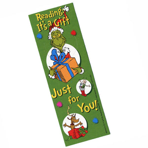 Dr. Seuss Reading Bookmark, #834301