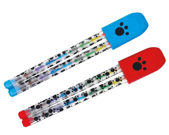 Paw Double Pop-a-Crayon, #8499
