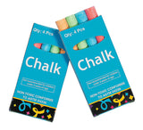 Chalk, 4 pc Box, #852221