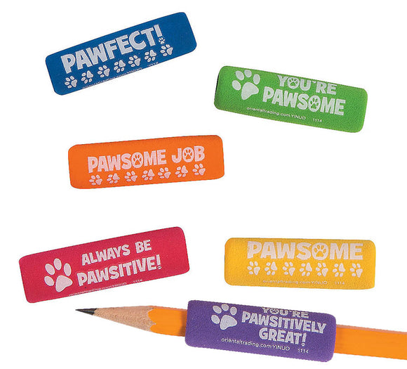 Pawsome Pencil Grip, #86501