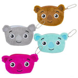 Koala Plush Coin Purse Key chain (12/unit), #902788 (G-4)