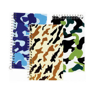 Camouflage Memo Assortment, #9162