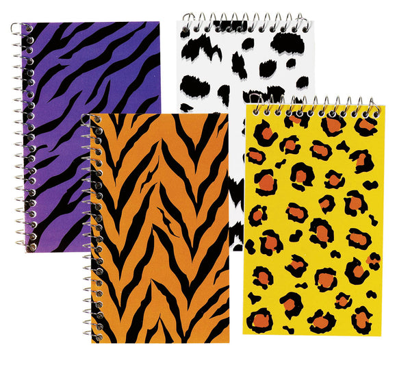 Jungle Print Memo Assortment, #9163