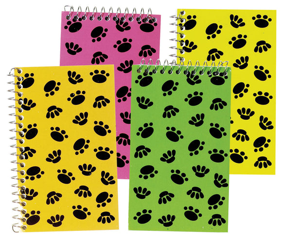 Paw Print Memo Assortment, #9164