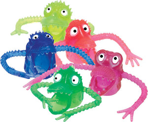 Monster Finger Puppets, #9340