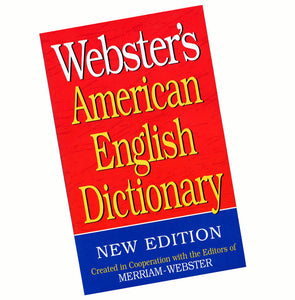 Webster's English Dictionary, #95077