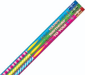 Happy Birthday to You Pencil, #973