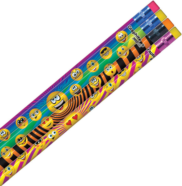 Emoji Pencil, Funny Face #983