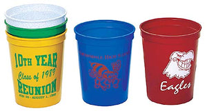 Custom Imprint 16 oz. Stadium Cup. AS014