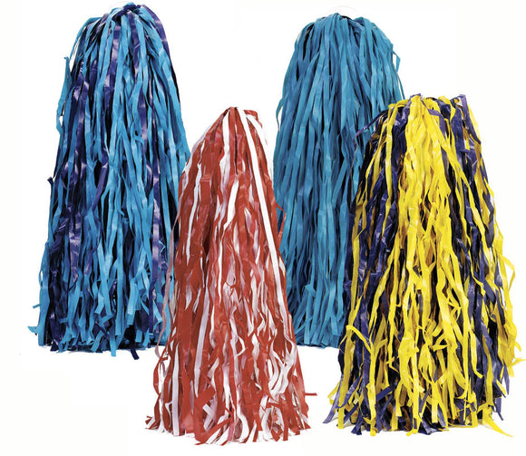 Custom Color Rooter Poms, AS037