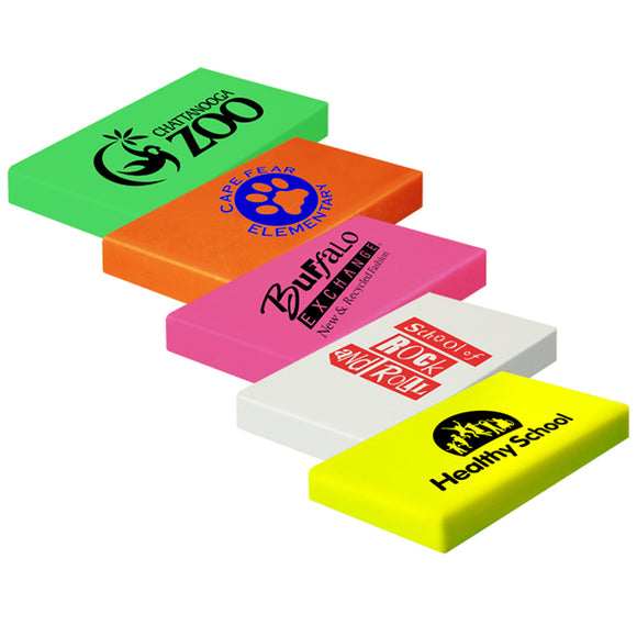 Custom Imprint Eraser, AS2012